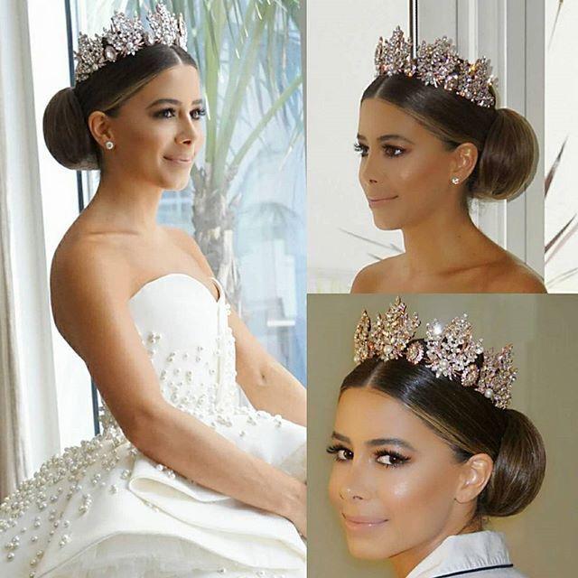 Peinados Para Coronas Cerradas Foro Belleza Bodascommx