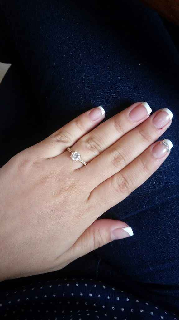 ¡Presume tu anillo! 💍 - 2