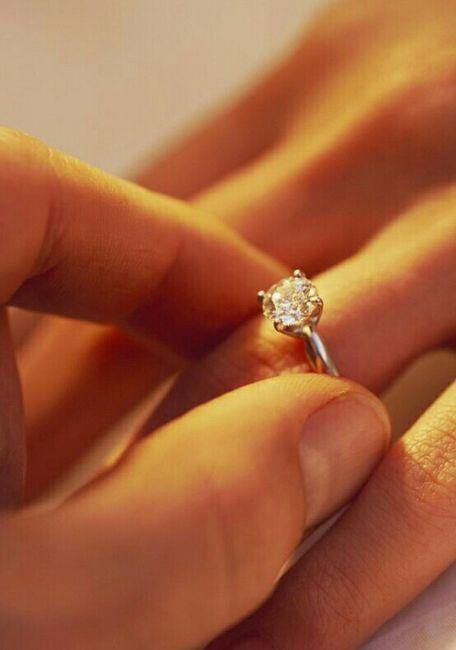 63691b8f0631 Anillo de compromiso - Foro Moda Nupcial - bodas.com.mx