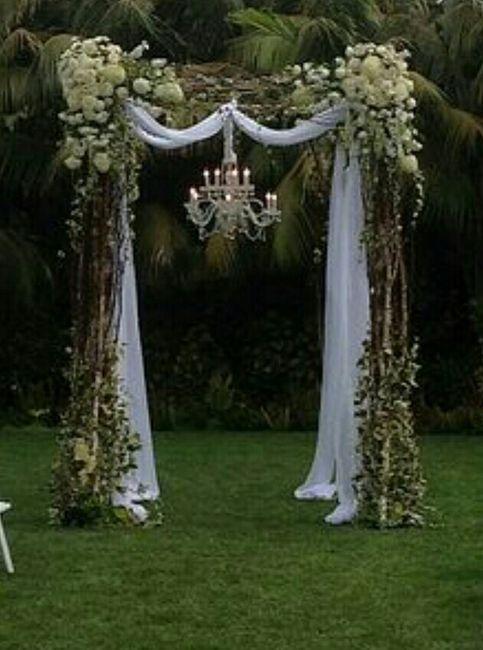Elementos de decoración: jardín - Foro Organizar una boda - bodas.com.mx