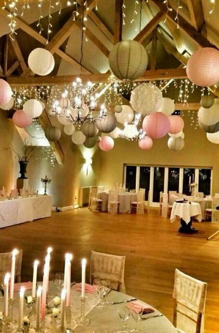 Elementos de decoraci n salon foro organizar una boda for Organizar salon