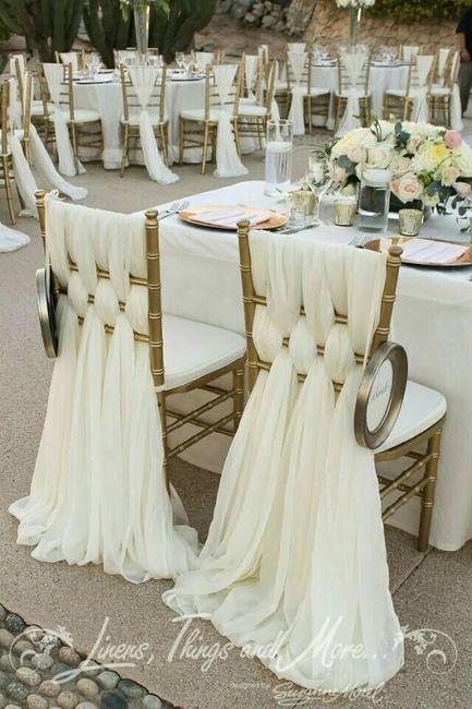 Sillas tiffany decoradas foro organizar una boda bodas for Sillas para quinceaneras decoradas