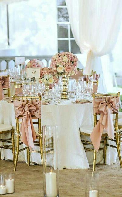 Sillas tiffany decoradas foro organizar una boda - Mesas decoradas para bodas ...