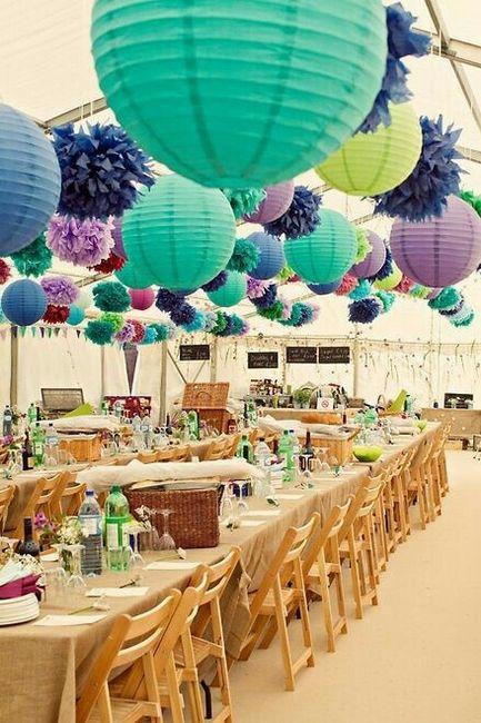 Decoraci n colgante foro organizar una boda - Foro decoracion ...