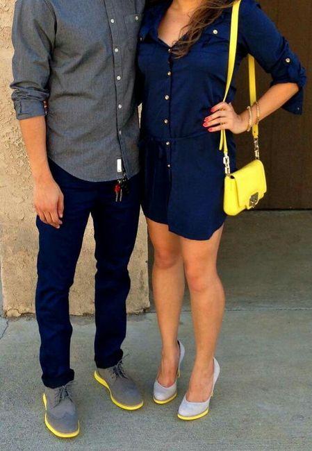 Outfits en pareja - Foro Moda Nupcial
