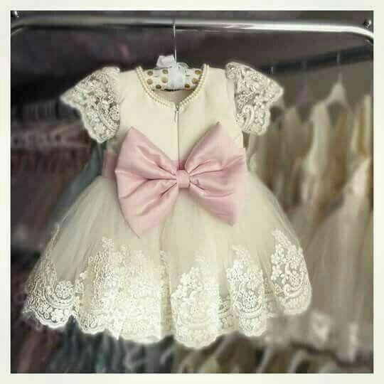 051ae02799f6 Vestidos Elegantes Bautizos Fiestas Niñas Y Bebés – Name