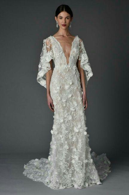 tendencias 2017: vestidos de novia con flores 3d - foro moda nupcial