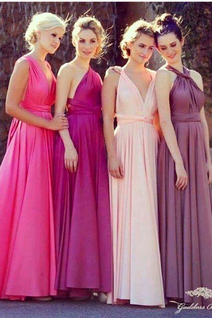 Vestidos para damas en colores de moda. - Foro Moda Nupcial - bodas ...