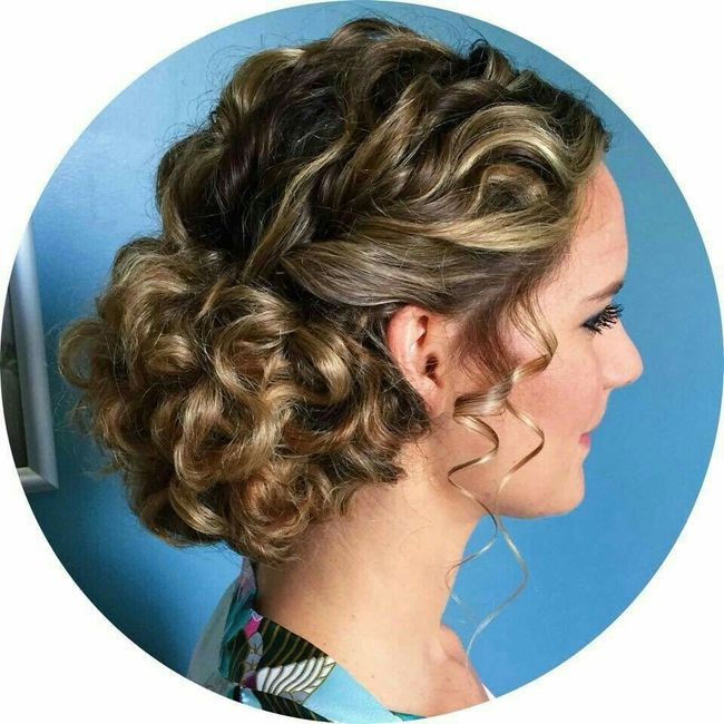 Peinado Para Cabello Rizado Foro Belleza Bodascommx
