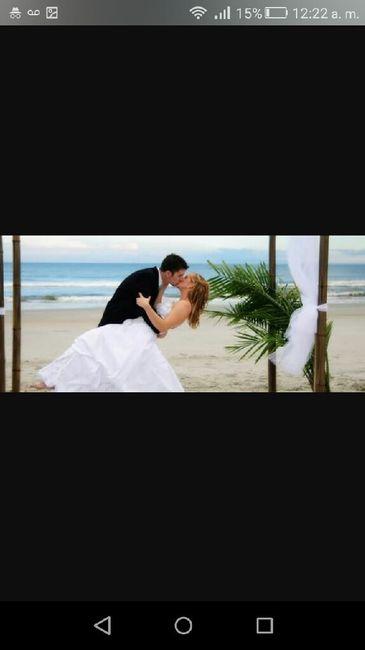 Chicas que se casan en playa! como van con sus preparativos - 3