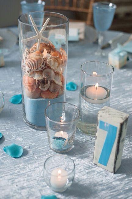 Necesito ideas para boda en playa! azul turquesa - Foro Organizar ...