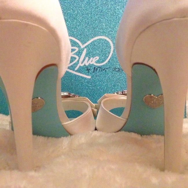 Mis zapatos de novia betsey johnson... por fin! - Foro Moda Nupcial ...
