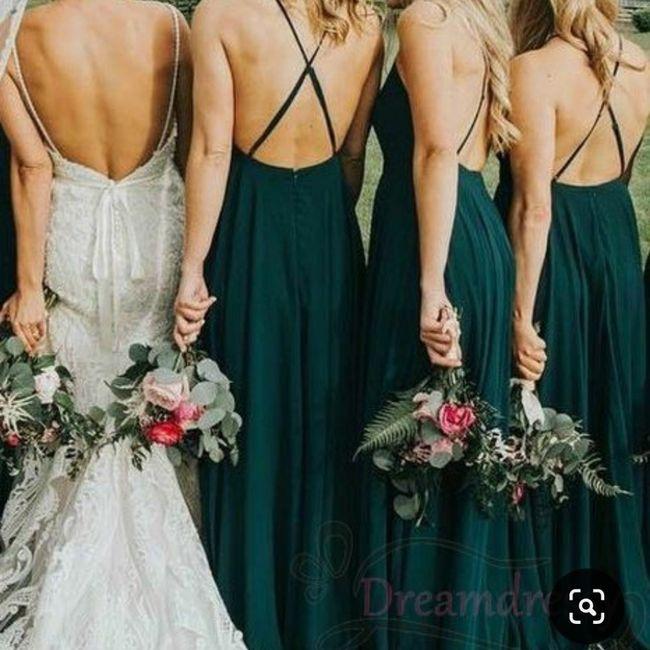 Opinion sobre color de mi boda 1