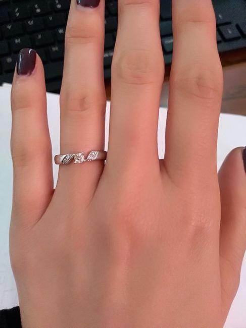 M de muestren sus anillos!!! 11