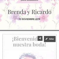 Descubre la Web de boda - 1