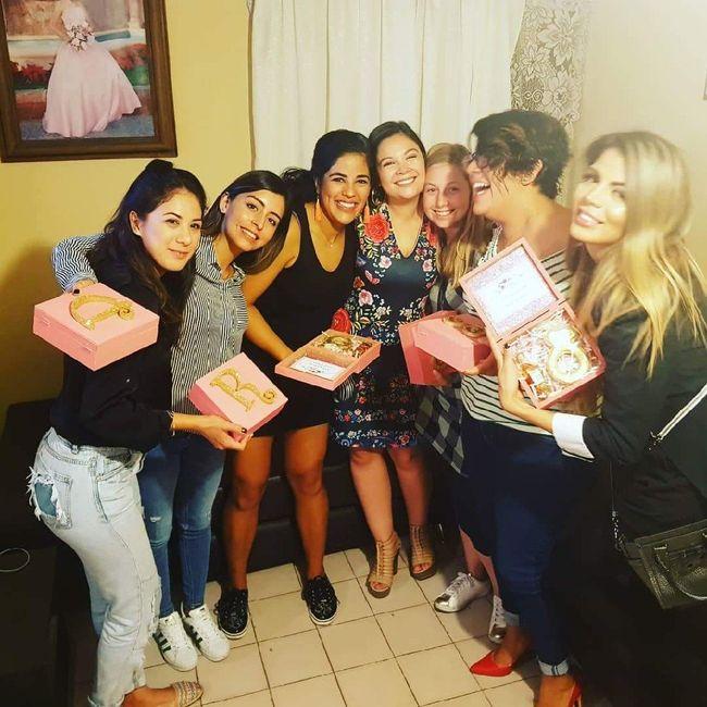 bridesmaid box / cajas dama de Honor! - 4
