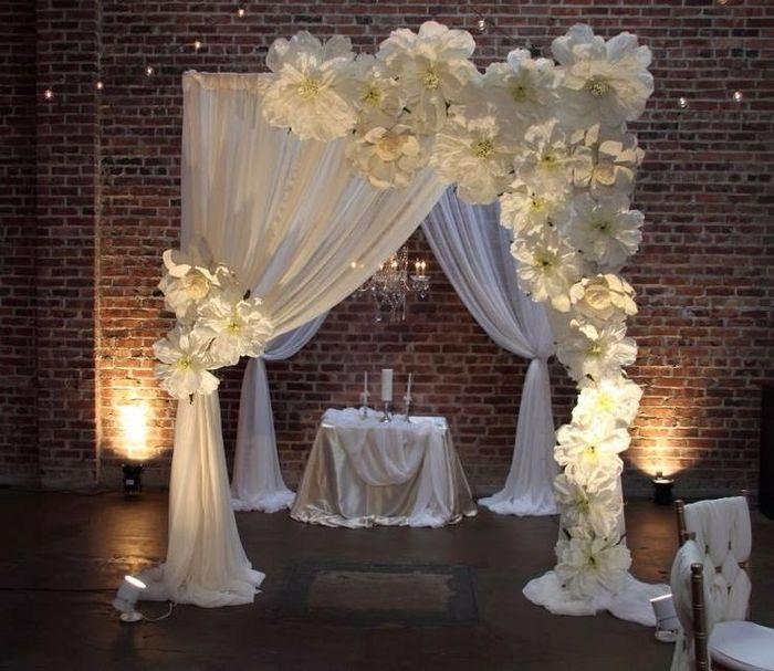 Flores gigantes en tu boda foro organizar una boda for Adornos para bodas con plantas