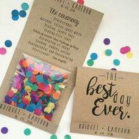 Confeti en tu boda - 4