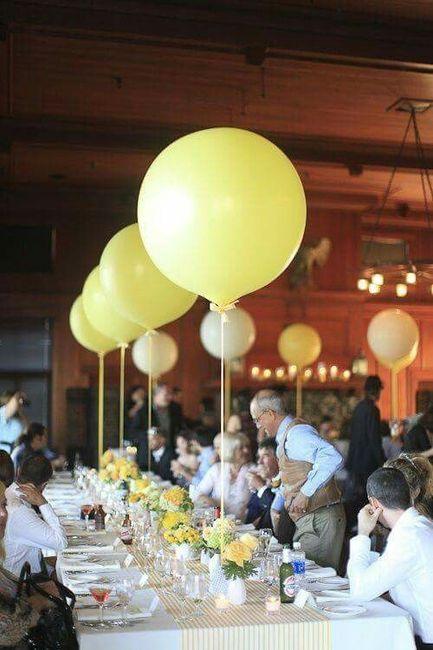 Decoracion con globos foro organizar una boda - Foro decoracion ...