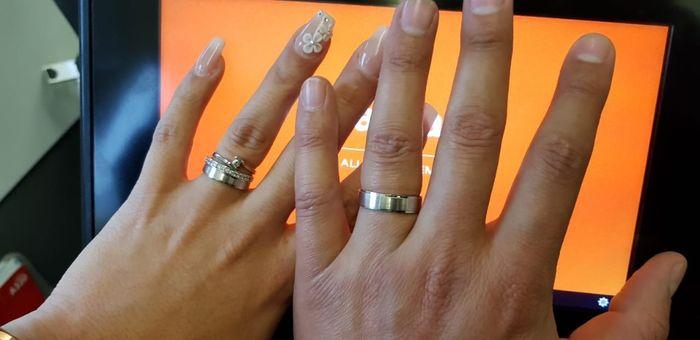 8e75732ee3c7 Como usar el anillo de compromiso y la argolla de matrimonio - Foro ...