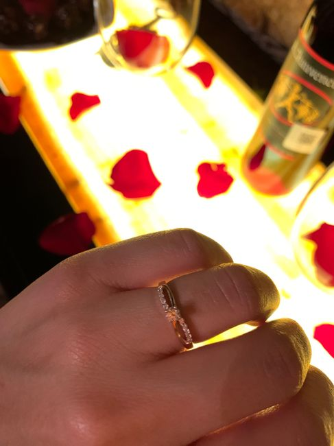 Extrañan el anillo? - 1