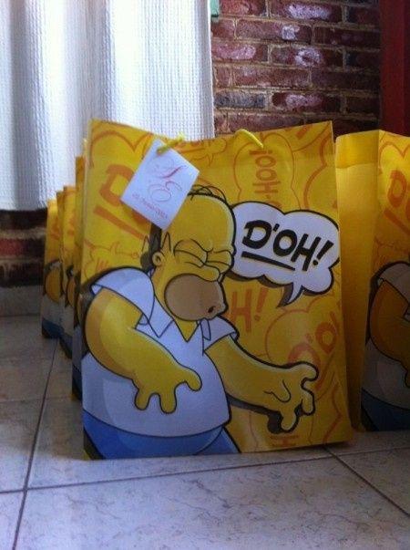 Bolsa Homero