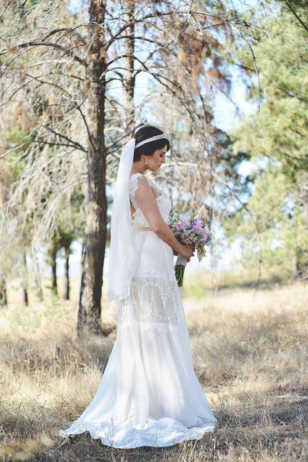 Hermoso vestido realizado por Jorge Sánchez