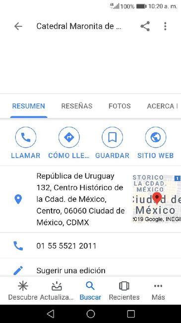 Confirmación express en el estado de México 1
