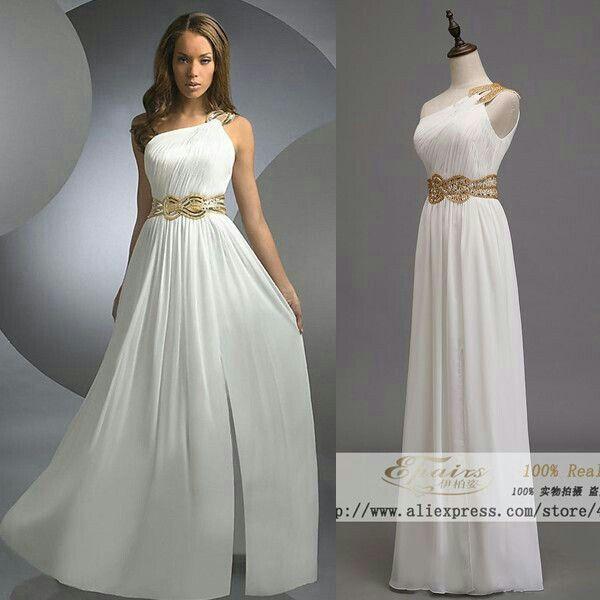 Vestidos de novia griegos