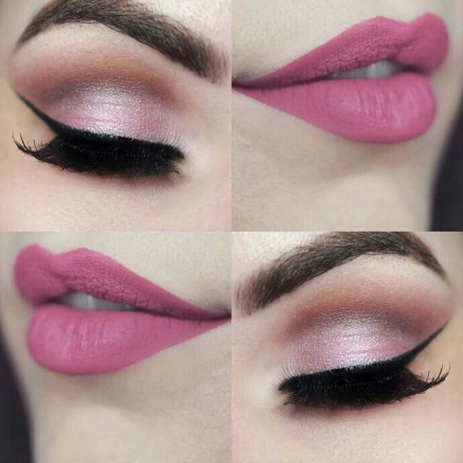Sombras En Rosa Foro Belleza Bodascommx