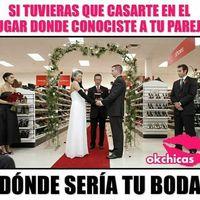 En donde te casaras??!!!!... - 1