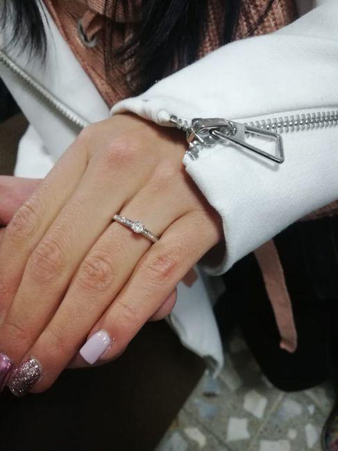 M de muestren sus anillos!!! 16