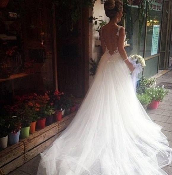 Quiero mi vestido de novia