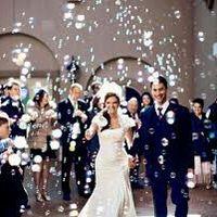 Quien tubo burbujas jas en su boda - 1