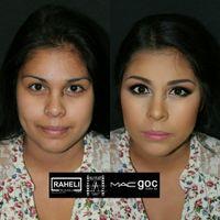 Mi prueba de maquillaje - 1