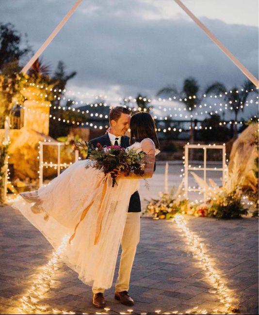Ideas de decoración de boda en Jardín 50