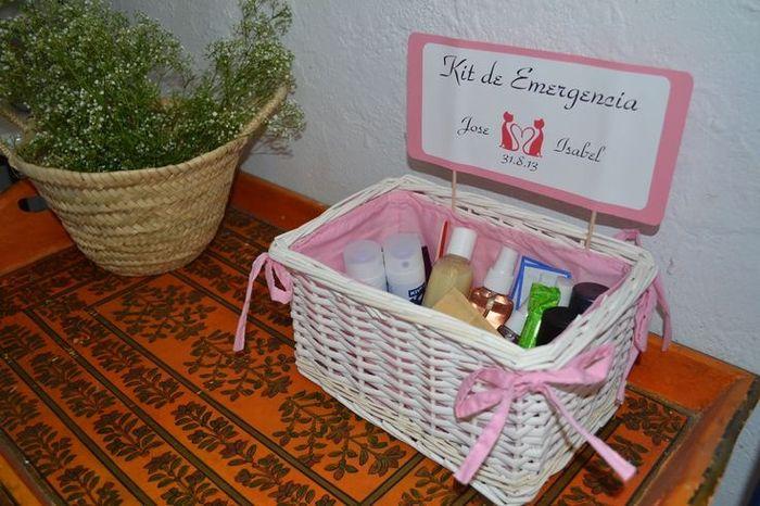 Kit de emergencia para el ba o foro organizar una boda - Kit bano boda ...