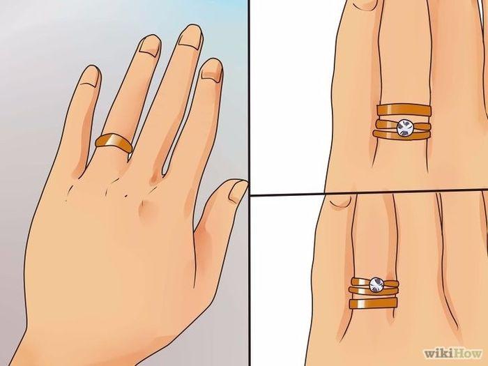 En que mano va el anillo de compromiso y en cu l el de for En que mano se usa el anillo de compromiso