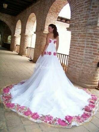 Vestidos de novias tipicos