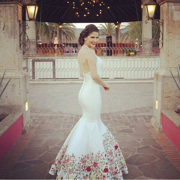 vestidos de novia a la mexicana - foro moda nupcial - bodas.mx