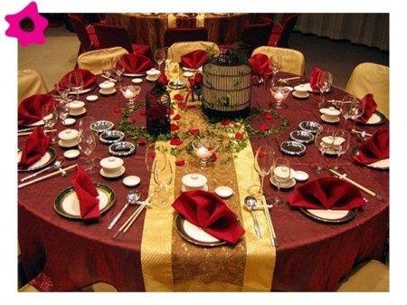 color vino y dorado para nuestra boda? - foro organizar una boda