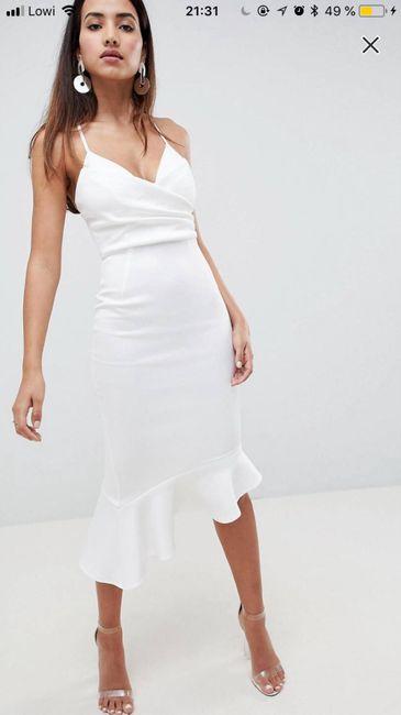 Vestido de boda civil, ayuda! 4