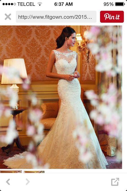 a36070460e Las telas mas usadas en la confeccion de vestidos de novia - Foro ...