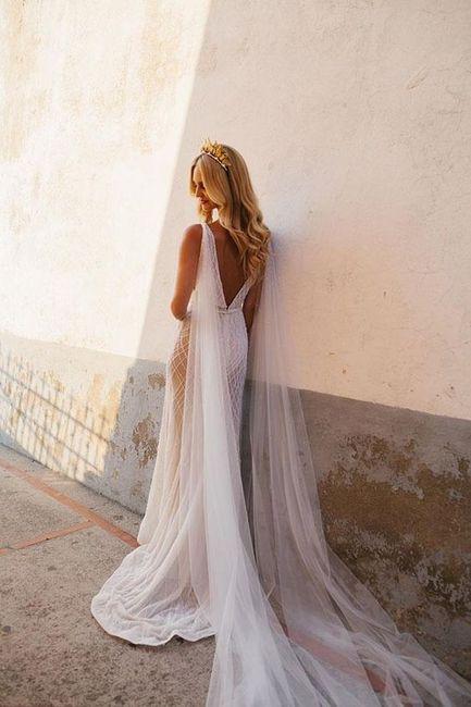 Velo de novia... como alas de un ángel! 2