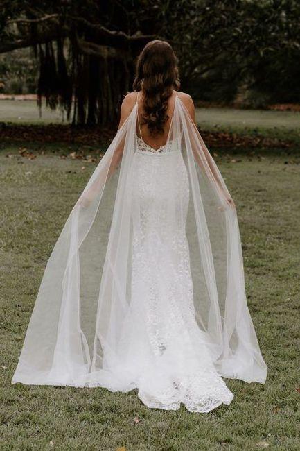 Velo de novia... como alas de un ángel! 3