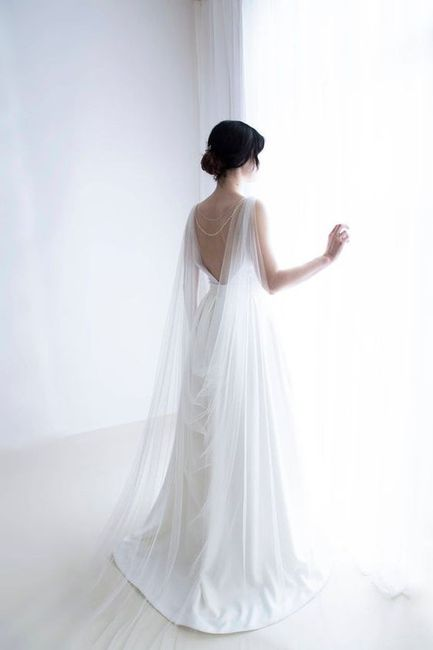 Velo de novia... como alas de un ángel! 4