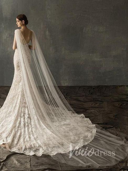 Velo de novia... como alas de un ángel! 5