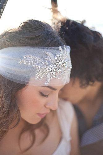 Tocados de novia estilo boho 3