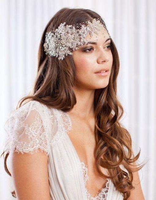 Tocados de novia estilo boho 11