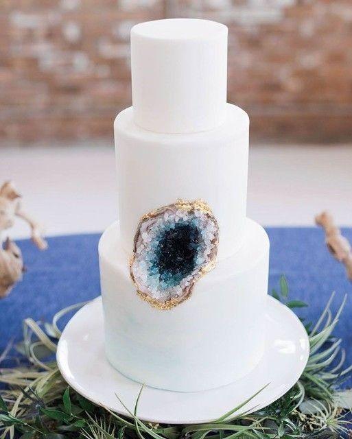 """Hermosos pasteles de """"cuarzo"""" 7"""